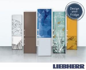 Gewinn ein von Dir designtes Kühlgerät von Liebherr