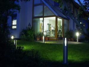 Gartenleuchte und die richtige Installation